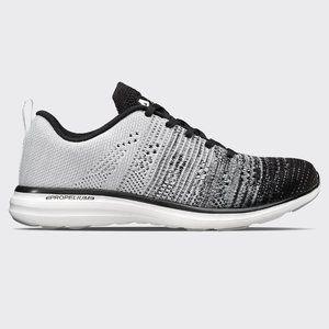 APL Women's TechLoom Pro Black/Grey/White Sneakers